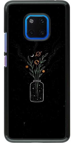 Coque Huawei Mate 20 Pro - Vase black