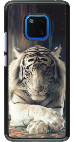 Coque Huawei Mate 20 Pro - Zen Tiger