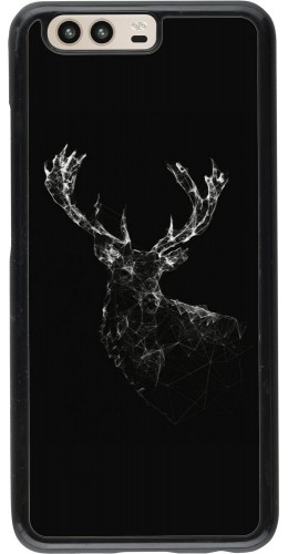 Coque Huawei P10 - Abstract deer