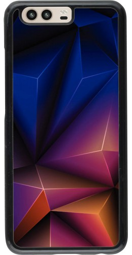 Coque Huawei P10 - Abstract triangles