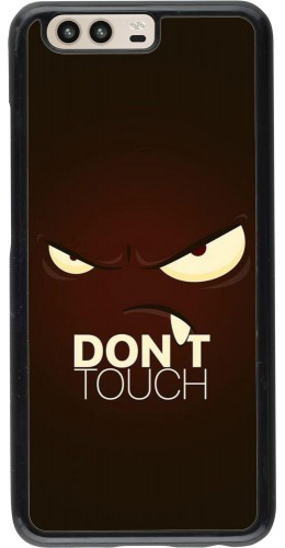 Coque Huawei P10 - Angry Dont Touch