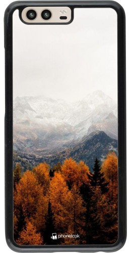 Coque Huawei P10 - Autumn 21 Forest Mountain
