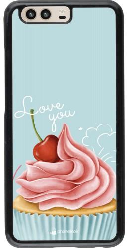 Coque Huawei P10 - Cupcake Love You