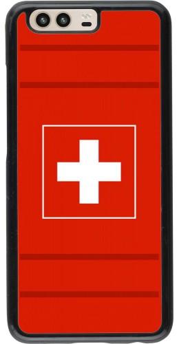 Coque Huawei P10 - Euro 2020 Switzerland