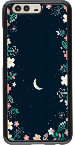 Coque Huawei P10 - Flowers space