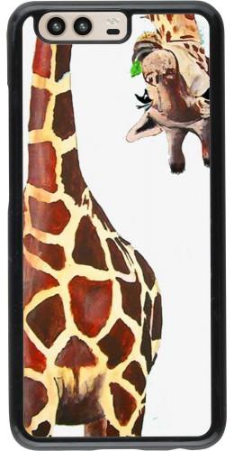 Coque Huawei P10 - Giraffe Fit