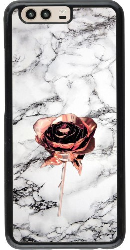 Coque Huawei P10 - Marble Rose Gold