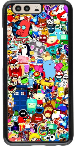 Coque Huawei P10 - Mixed cartoons