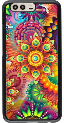 Coque Huawei P10 - Multicolor aztec