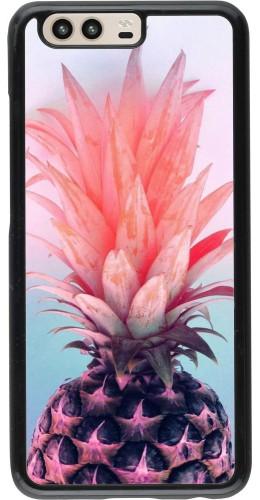 Coque Huawei P10 - Purple Pink Pineapple