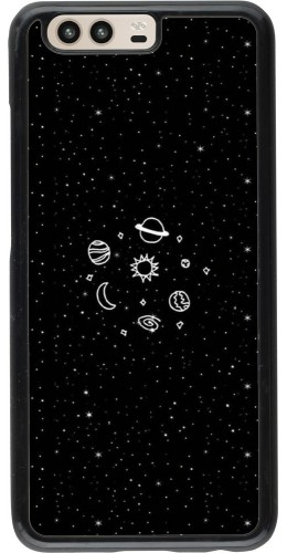 Coque Huawei P10 - Space Doodle