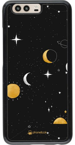 Coque Huawei P10 - Space Vector