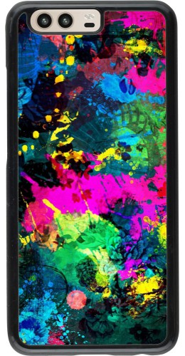 Coque Huawei P10 - splash paint