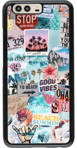 Coque Huawei P10 - Summer 20 collage