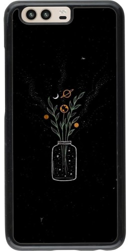 Coque Huawei P10 - Vase black