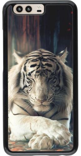 Coque Huawei P10 - Zen Tiger