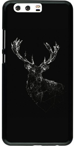 Coque Huawei P10 Plus - Abstract deer
