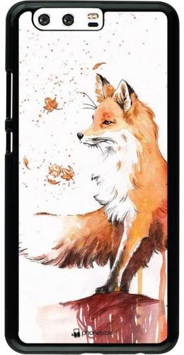 Coque Huawei P10 Plus - Autumn 21 Fox