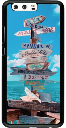 Coque Huawei P10 Plus - Cool Cities Directions