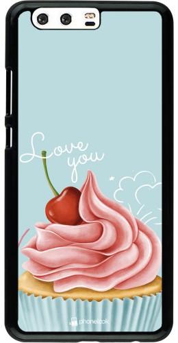 Coque Huawei P10 Plus - Cupcake Love You