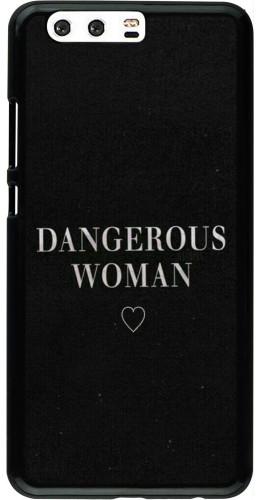 Coque Huawei P10 Plus - Dangerous woman