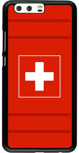 Coque Huawei P10 Plus - Euro 2020 Switzerland