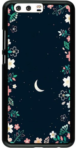 Coque Huawei P10 Plus - Flowers space
