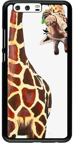 Coque Huawei P10 Plus - Giraffe Fit