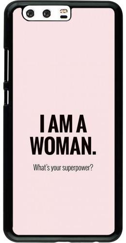 Coque Huawei P10 Plus - I am a woman