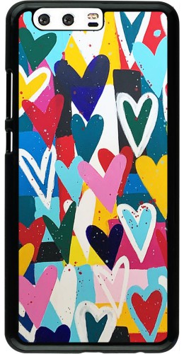 Coque Huawei P10 Plus - Joyful Hearts