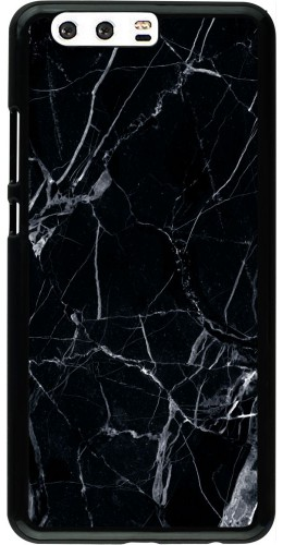 Coque Huawei P10 Plus - Marble Black 01