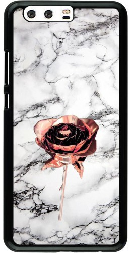 Coque Huawei P10 Plus - Marble Rose Gold