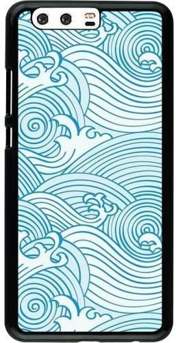 Coque Huawei P10 Plus - Ocean Waves