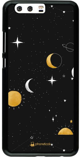 Coque Huawei P10 Plus - Space Vector