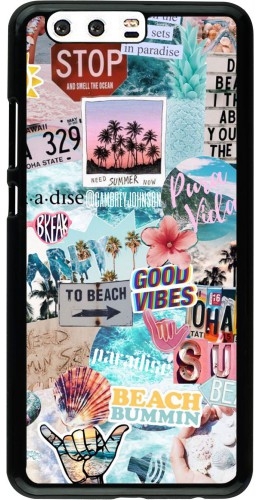 Coque Huawei P10 Plus - Summer 20 collage
