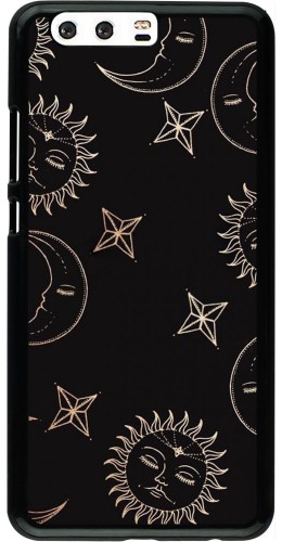 Coque Huawei P10 Plus - Suns and Moons