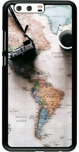 Coque Huawei P10 Plus - Travel 01