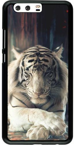 Coque Huawei P10 Plus - Zen Tiger