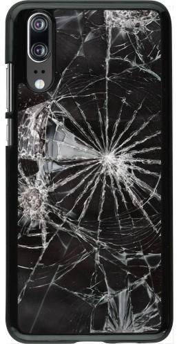 Coque Huawei P20 - Broken Screen