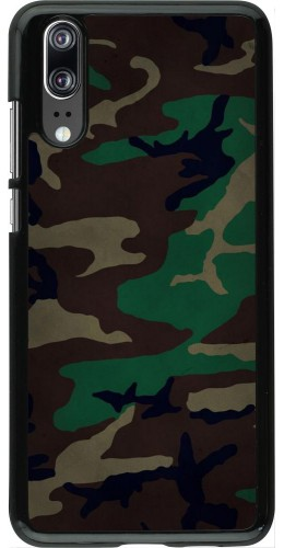 Coque Huawei P20 - Camouflage 3