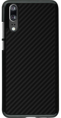 Coque Huawei P20 - Carbon Basic