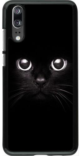 Coque Huawei P20 - Cat eyes