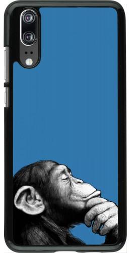 Coque Huawei P20 - Monkey Pop Art