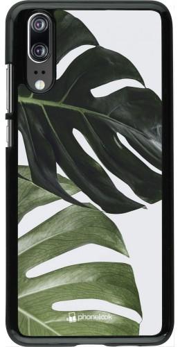 Coque Huawei P20 - Monstera Plant