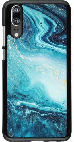 Coque Huawei P20 - Sea Foam Blue