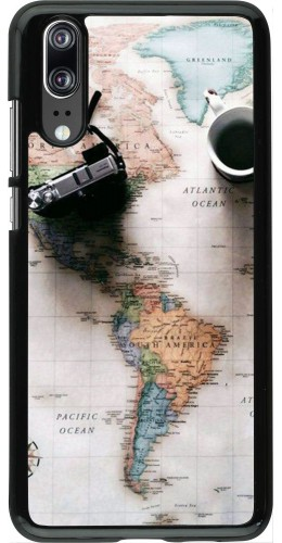 Coque Huawei P20 - Travel 01