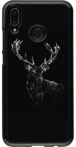 Coque Huawei P20 Lite - Abstract deer