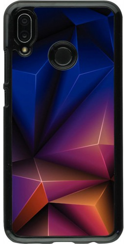 Coque Huawei P20 Lite - Abstract triangles