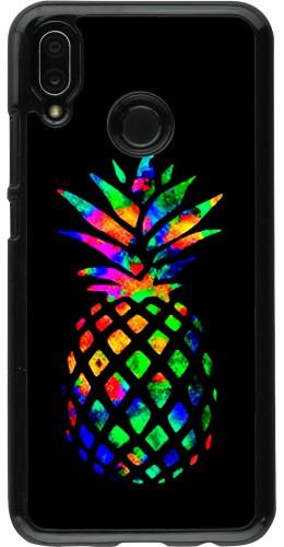 Coque Huawei P20 Lite - Ananas Multi-colors