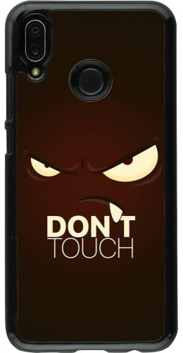 Coque Huawei P20 Lite - Angry Dont Touch